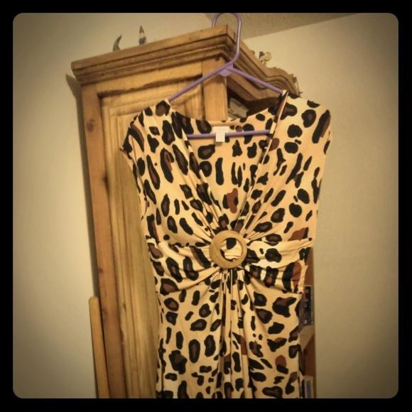 Cache Coeur Dresses & Skirts - Cache Dress  size (L) or (12-14)